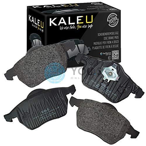 Kale 272370 Front Axle Set of Brake Pads Brake Pads: