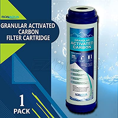 Granular Activated Carbon Water Filter Cartridge by Ronaqua