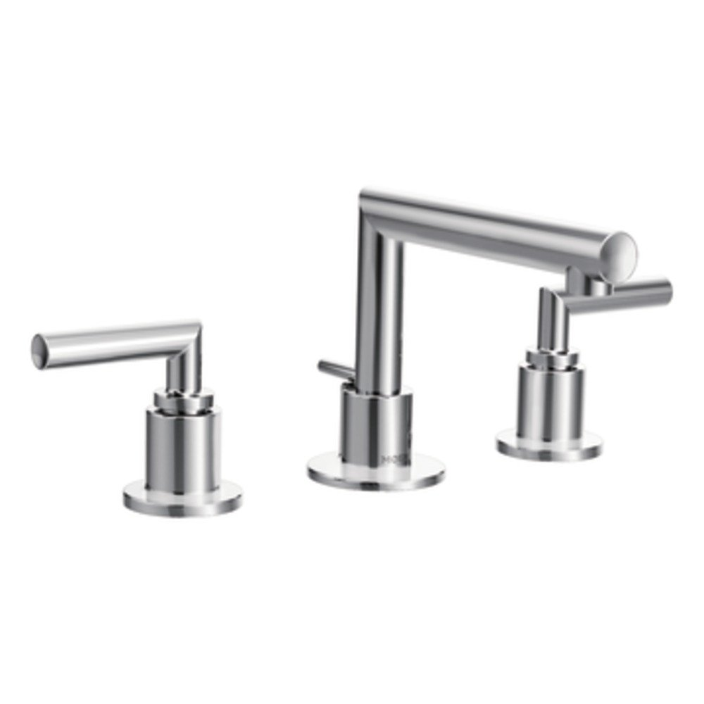 Amazon com  Moen TS43002 Arris Two Handle Bathroom Faucet  Chrome  Home  Improvement. Amazon com  Moen TS43002 Arris Two Handle Bathroom Faucet  Chrome