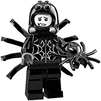LEGO Minifigures Series 18 - Chico con disfraz de araña: Amazon.es ...