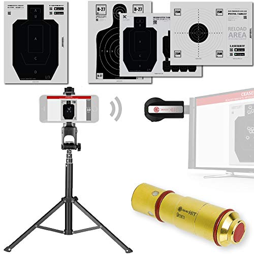 LaserHIT Dry Fire Training Kit (iOS, 9mm/HD Wireless)