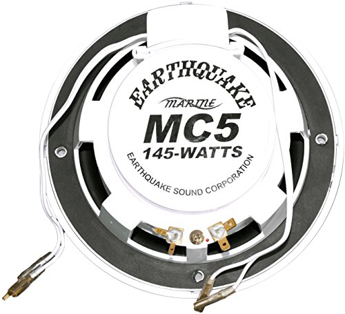 Earthquake Sound Marine MC5 5'' Matched Component Speaker Set by Earthquake Sound (Image #2)