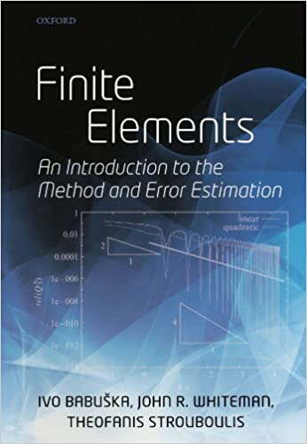 Finite Elements: An Introduction to the Method and Error
