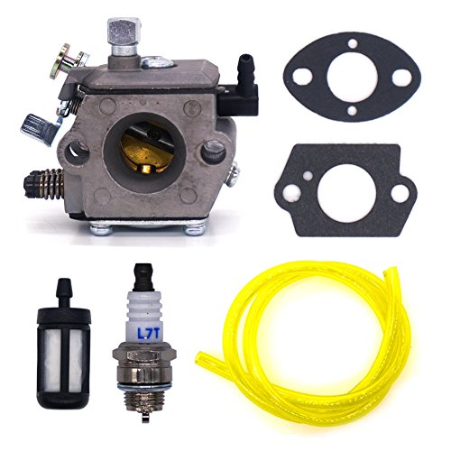 FitBest Carburetor Carb for Stihl 028 028AV 028 Walbro WT-16B Tillotson HU-40D Super Chainsaw (Tillotson Carburetor)