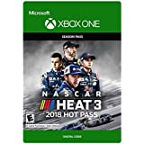 NASCAR Heat 3: 2018 Hot Pass - Xbox One [Digital Code]