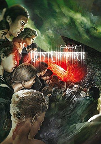 ASP - Geisterfahrer Langspielalbum (Limited Edition)