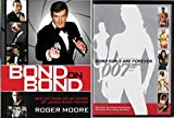 007 Girls Forever Documentary DVD & James Bond on Bond Book Reflections On 50 Years Of James Bond Movies Ian Fleming Daniel Craig Spy Set