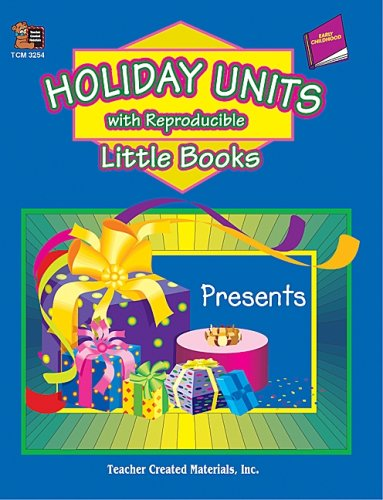 Holiday Units with Reproducible Little Books ebook