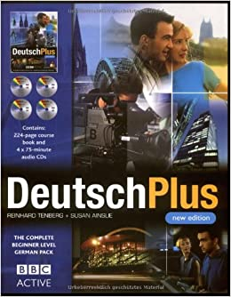 Book DEUTSCH PLUS LANGUAGE PACK WITH CDS NEW EDITION : Language Pack with Compact Discs