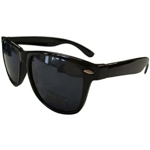 efb9ef41a1a Amazon.com  Rhode Island Novelty Blues Brothers Sunglasses