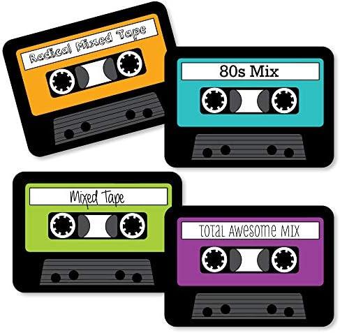 80s Retro Cassette Totally Essentials product image