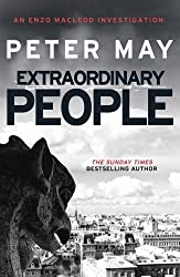 Extraordinary People: An Enzo Macleod Investigation (The Enzo Files) by May, Peter (2014) Paperback