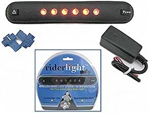 riderlight wireless brake light system for. Black Bedroom Furniture Sets. Home Design Ideas