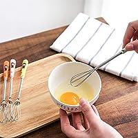 Compra KKRIIS Mezclador de Huevos Manual Mini Mango de Cerámica ...