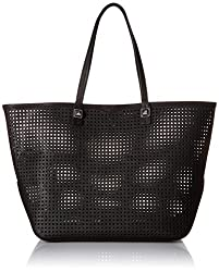 Perf Everywhere Tote, Black