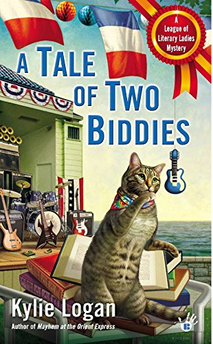 (A Tale of Two Biddies (League of Literary)