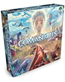 Comanauts an Adventure Book Game Board Game