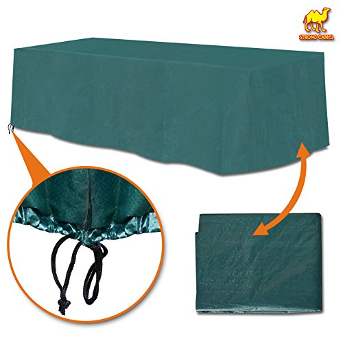 Strong Camel 8' Furniture Set Cover Patio Winter Table Protective Protector Garden Outdoor GREEN COLOR by Strong Camel