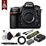 Nikon D850 Digital SLR Camera Body Only Starter Set with Extended Warranty (International Model)