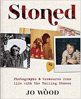 stoned photographs treasures from life with the rolling stones