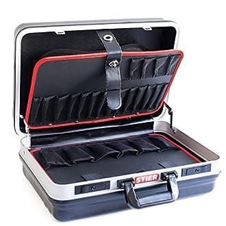 Leerer Werkzeugkoffer Bild