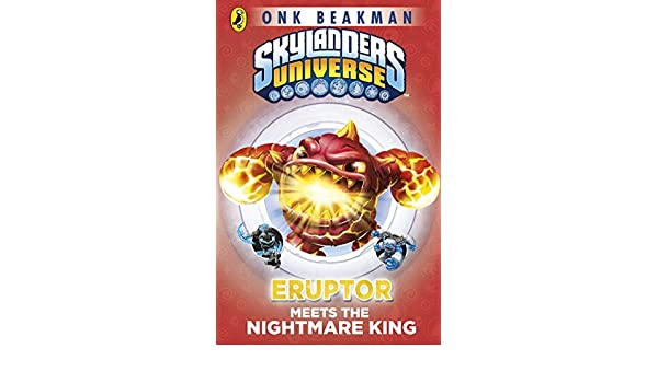 Amazon Skylanders Mask Of Power Eruptor Meets The Nightmare