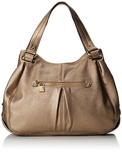 Anne Klein Trinity Shopper Satchel Handbag