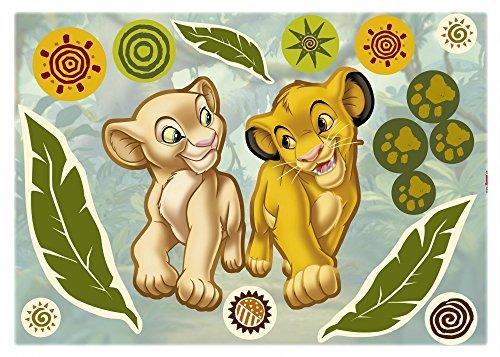 Komar 14040h Disney Simba and Nala
