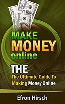 Make Money Online Ultimate Beginners ebook product image