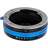 Fotodiox Pro Lens Mount Adapter, for Sony Alpha DSLR lens to C-mount Movie Cameras and CCTV Cameras