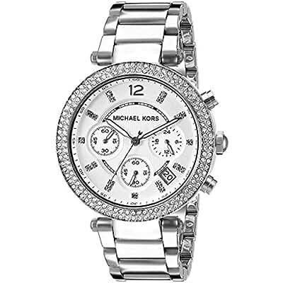 Generic Michael Kor Women's Parker Silver-Tone Watch MK5353