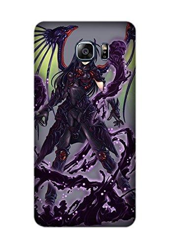 Exquisite Designs Game Legend Of Dragoon Case Cover for Samsung Galaxy Note 5 Design by [Julio Britt]