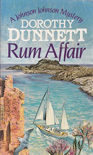 book cover of Rum Affair