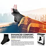 SB SOX Compression Foot Sleeves for Men & Women