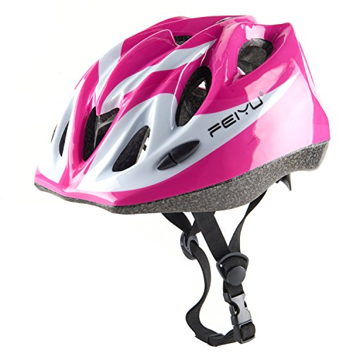 Cheap Joyutoy Bike Helmet Kids Cycling Helmet, Riding Helmet, Multi-Use Kids Helmet for Cycling and Outdoor Sports (Pink)
