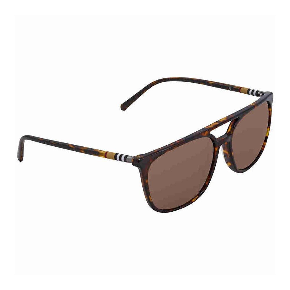 how to choose on sale latest fashion Sunglasses Burberry BE 4257 F 300273 DARK HAVANA: Amazon.co ...