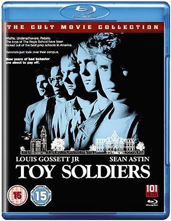 Toy Soldiers Origen UK, Ningun Idioma Espanol Blu-Ray ...