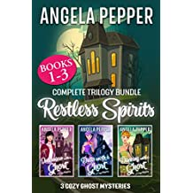 Restless Spirits - Complete Trilogy: Cozy Ghost Mysteries