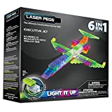 Laser Pegs 6-in-1 Plane Building Set