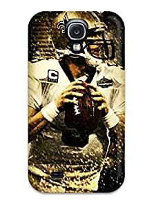 Demi Lovato Case's Shop Best 8544634K35542702 Durable Defender Case For Galaxy S4 Tpu Cover(drew Brees)