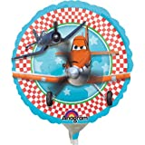 """DISNEY PLANES 9"""" FOIL BALLOON Kids Birthday Party Decorations & Party Supplies AIR FILL ONLY"""