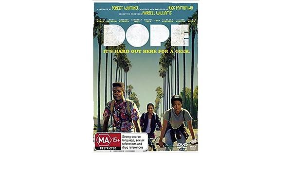 Dope [Edizione: Australia] [Italia] [DVD]: Amazon.es: Cine y ...