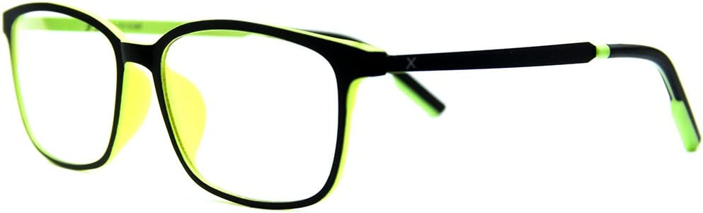 Pixel Lens Spring - Gafas para Ordenador, TV, Tablet,Gaming. contra EL CANSANCIO Ocular, Confort Visual, Montura Ligera, CERTIFICADA LUZ Azul - 41% Y UV -100% EN LA Universidad DE TURÍN