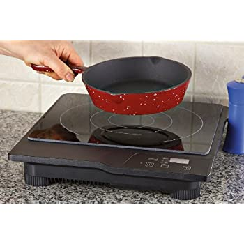 Fagor 670040610 Eco Friendly Portable Induction Cooktop