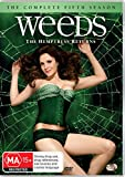 Weeds Season 5 | 3 Discs | NON-USA Format | PAL | Region 4 Import - Australia