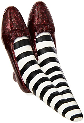 The Wizard of Oz Red Ruby Slippers Doorstop