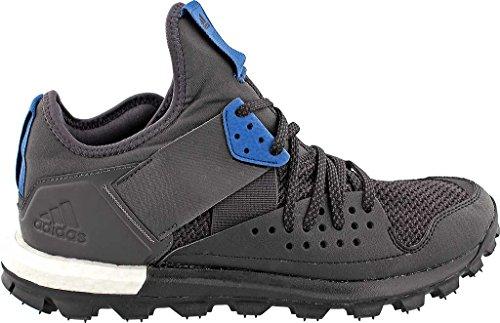 Adidas Performance Mens Response Tr M Trail Runner Nero, Nero Utility, Nucleo Blu