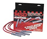 MSD 31809 8.5mm Super Conductor Spark Plug Wire Set