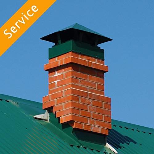 (Chimney Cap Replacement - 3 Stories - 1 Chimney Cap)