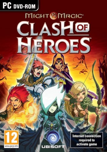 Might & Magic Clash of Heroes /PC (Might & Magic Clash Of Heroes Pc)